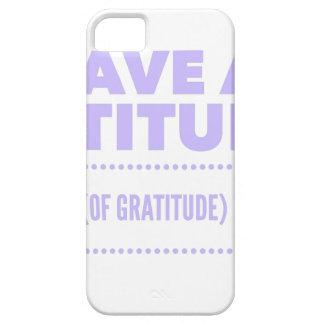 Coque iPhone 5 Désintoxication aa de récupération de gratitude