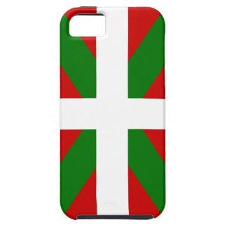 Coque iPhone 5 Drapeau pays Basque euskadi