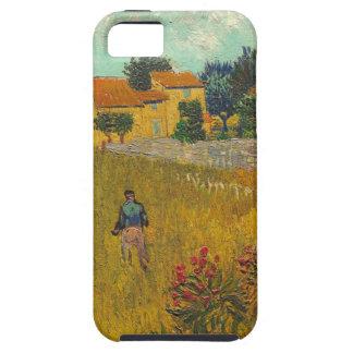 Coque iPhone 5 Ferme de Vincent van Gogh | en Provence, 1888