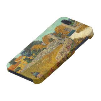 Coque iPhone 5 Ferme de Vincent van Gogh   en Provence, 1888