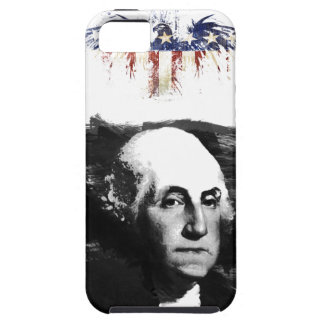 Coque iPhone 5 George Washington