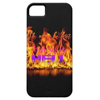 Coque iPhone 5 Il peut être chaud mais ainsi est le cas de