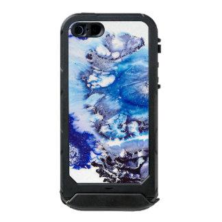 Coque iPhone 5 Incipio ATLAS ID™ Abrégé sur bleu de méthylène