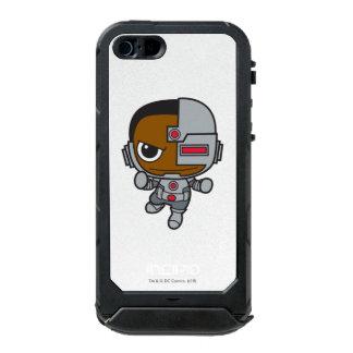 Coque iPhone 5 Incipio ATLAS ID™ Mini cyborg