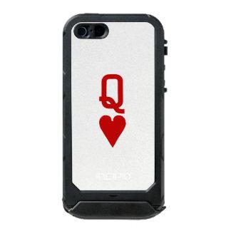 Coque iPhone 5 Incipio ATLAS ID™ Reine d'identification d'ATLAS de l'iPhone SE/5/5S
