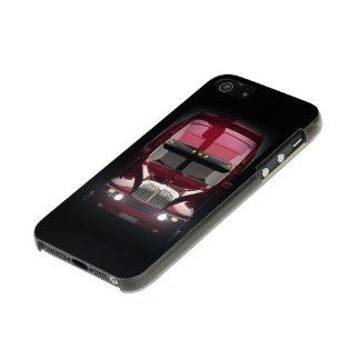 Coque iPhone 5 Incipio Feather® Shine Caisse de Se d'iPhone d'éclat d'Incipio Feather®