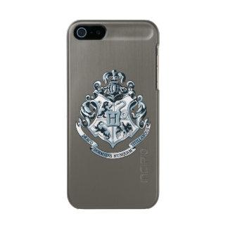 Coque iPhone 5 Incipio Feather® Shine Crête de Harry Potter   Hogwarts - bleu