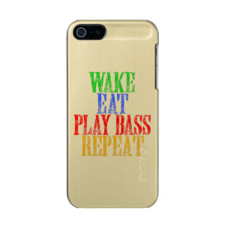 Coque iPhone 5 Incipio Feather® Shine Le sillage mangent la répétition BASSE de JEU