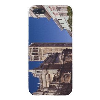 Coque iPhone 5 La Giralda de Séville, Espagne |