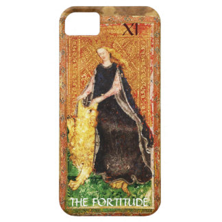 COQUE iPhone 5 LA RENAISSANCE ANTIQUE TAROTS LA FORCE DE COURAGE