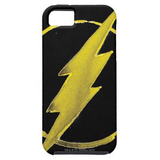 Coque iPhone 5 L'emblème | jaune instantané de coffre