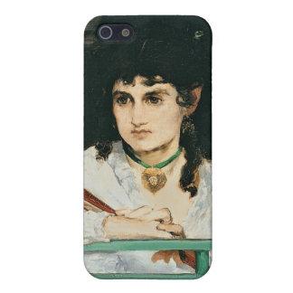 Coque iPhone 5 Manet   le balcon, détail, 1868-9