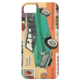Coque iPhone 5 Mini cas superbe classique de téléphone de Morris