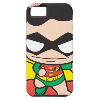 Coque iPhone 5 Mini Robin