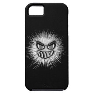 Coque iPhone 5 Monstre effrayant de Halloween