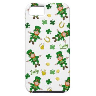 Coque iPhone 5 Motif de Jour de la Saint Patrick