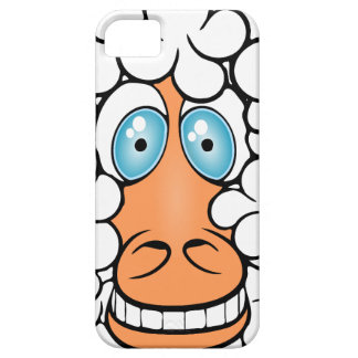 Coque iPhone 5 Moutons drôles