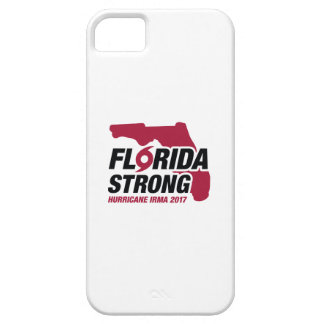 Coque iPhone 5 Ouragan fort Irma de la Floride