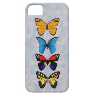 Coque iPhone 5 Papillons