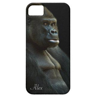 Coque iPhone 5 Photo de gorille