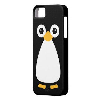 Coque iPhone 5 Pingouin mignon de vecteur
