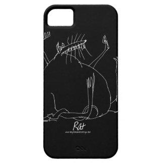 Coque iPhone 5 rat magique