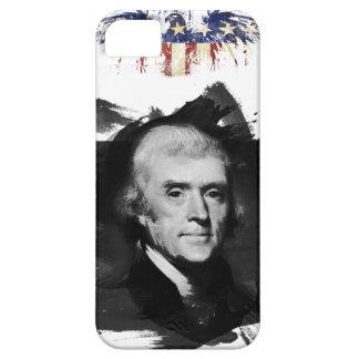 Coque iPhone 5 Thomas Jefferson