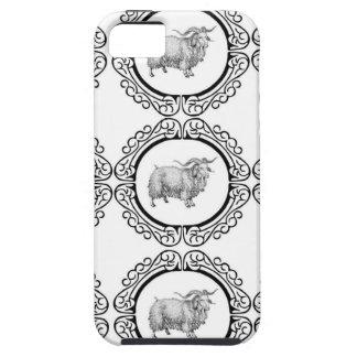 Coque iPhone 5 vieux moutons dans le groupe