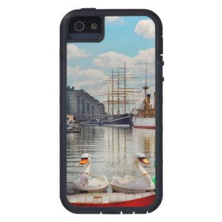 Coque iPhone 5 Ville - Philadelphie, PA - le lieu de