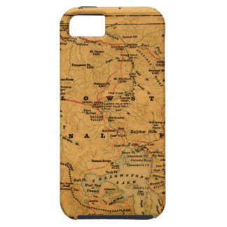 Coque iPhone 5 Yellowstone 1880