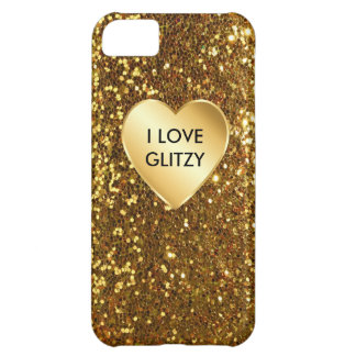 Coque iPhone 5C Cas de Bling de l'iPhone 5 de dames
