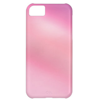 Coque iPhone 5C Cas Girly rose mignon d'Iphone 5C d'art abstrait