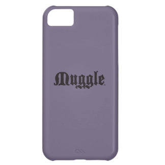 Coque iPhone 5C Charme | Muggle de Harry Potter