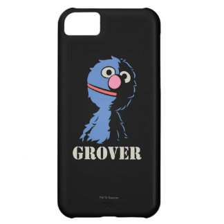 Coque iPhone 5C Grover demi