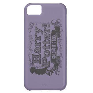 Coque iPhone 5C Harry Potter ! Tellement longtemps il a été
