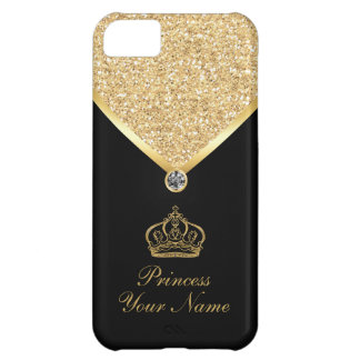 Coque iPhone 5C iPhone royal de monogramme 5 cas