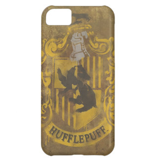 Coque iPhone 5C Peinture de jet de crête de Harry Potter  