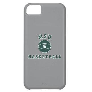 Coque iPhone 5C Université de l'Etat d'État du Michigan du
