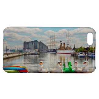 Coque iPhone 5C Ville - Philadelphie, PA - le lieu de