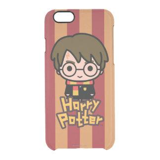 Coque iPhone 6/6S Art de personnage de dessin animé de Harry Potter