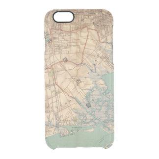 Coque iPhone 6/6S Baie et Brooklyn de la Jamaïque