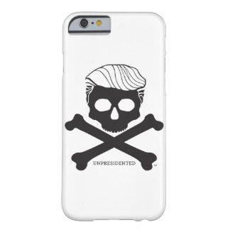 coque iphone 6/6s - blanc avec le logo noir