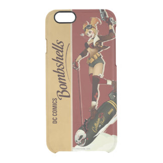 Coque iPhone 6/6S Bombes de Harley Quinn de pin-up
