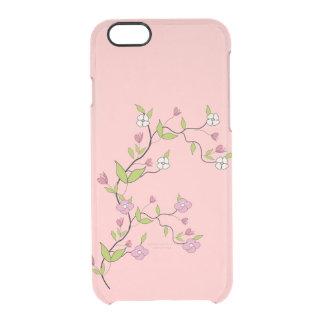 Coque iPhone 6/6S Branche de fleurs