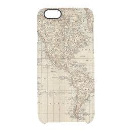 coque carte du monde iphone 6