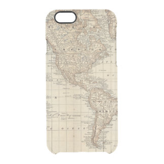 Coque iPhone 6/6S Carte du monde 2 2