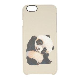 Coque iPhone 6/6S cas de ondulation mignon de l'iphone 6 d'ours