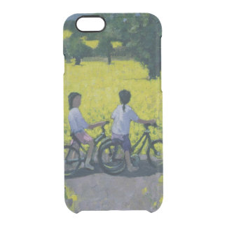 Coque iPhone 6/6S Champ jaune Kedleston Derby