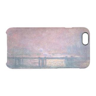 Coque iPhone 6/6S Claude Monet | la Tamise chez Charing Cross, 1903