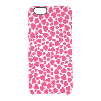 Coque iPhone 6/6S Coeur 2014 de poster de animal